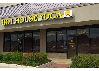 Norfolk yoga studio Hot House Yoga