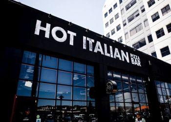 Sacramento pizza place Hot Italian Pizza