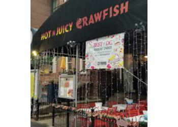 Washington seafood restaurant Hot N Juicy Crawfish