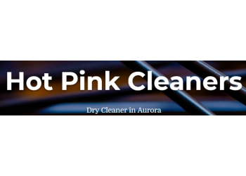 Aurora dry cleaner Hot Pink Cleaners