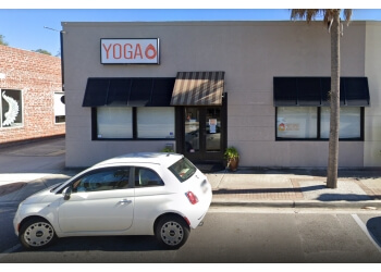 Jacksonville yoga studio Hot Spot Power Yoga