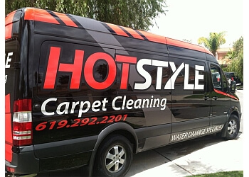 Chula Vista carpet cleaner Hot Style Carpet Cleaning