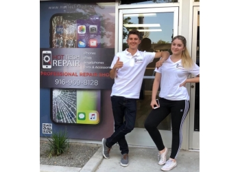 Sacramento cell phone repair Hot Tech Repair