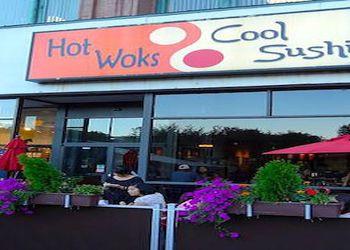 Chicago sushi Hot Woks Cool Sushi