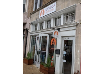 Washington yoga studio Hot Yoga Capitol Hill