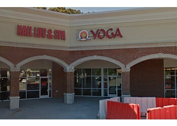 Newport News yoga studio Hot Yoga & Massage Studio