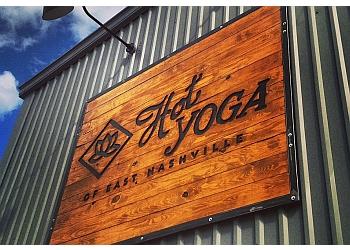 Nashville yoga studio Hot Yoga of East Nashville