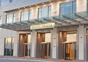 Naperville hotel Hotel Arista