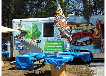 Port St Lucie food truck HOT WHEELS PIZZA