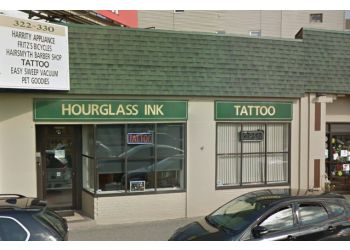 Worcester tattoo shop Hourglass Ink Tattoo Studio