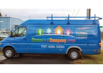 Chesapeake hvac service House Call Company