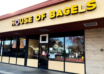 Sunnyvale bagel shop House of Bagels