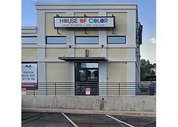 Colorado Springs hair salon House of Color Hair Studio & Art Gallery