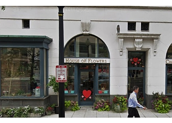 Washington florist House of Flowers