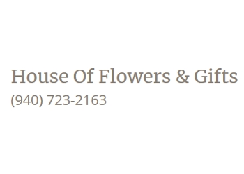 Wichita Falls florist House of Flowers