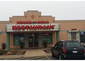 Rockford indian restaurant House of India Restaurant