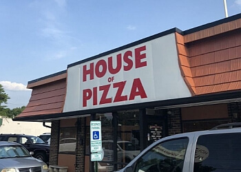 Charlotte pizza place House of Pizza