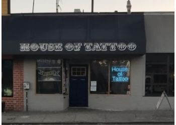 Tacoma tattoo shop House of Tattoo