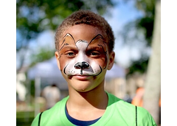 3 best face painting in houston tx threebestrated for Cheap face painting houston