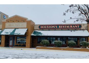 Memphis american cuisine Houston's