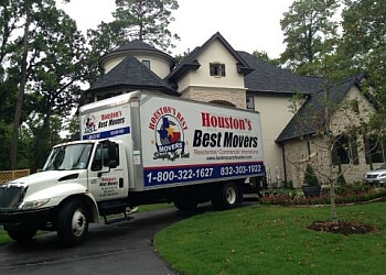 Pasadena moving company Houston's Best Movers Inc.