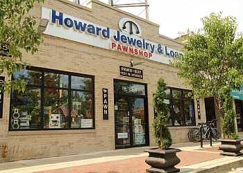 Chicago pawn shop Howard Jewelry & Loan