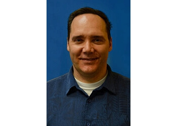 Provo physical therapist Howard Knudsen, DPT