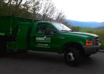 Chattanooga landscaping company Howard Landscape Group, LLC