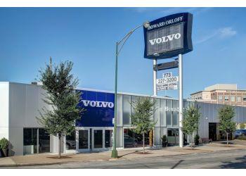 Chicago car dealership Howard Orloff Volvo Cars
