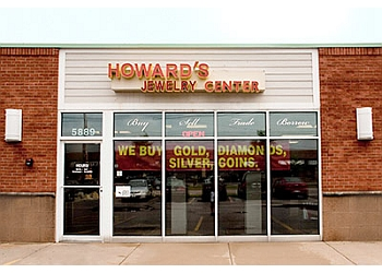 Cleveland pawn shop Howard's Jewelry Center