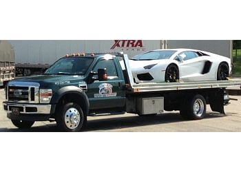 Pittsburgh towing company Howard's Towing and Recovery, LLC