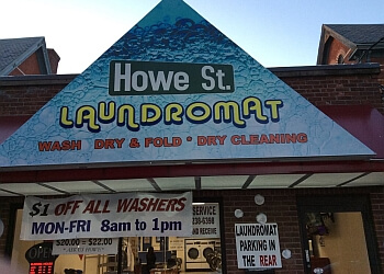 New Haven dry cleaner Howe Laundromat