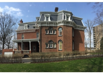 Akron landmark Hower House
