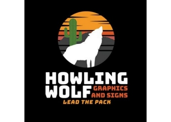 Surprise sign company Howling Wolf Graphics and Signs
