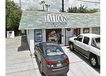 Laredo tattoo shop Huaxtek Tattoos & Body Piercing