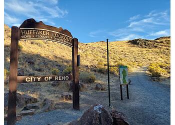 Reno hiking trail Huffaker Park
