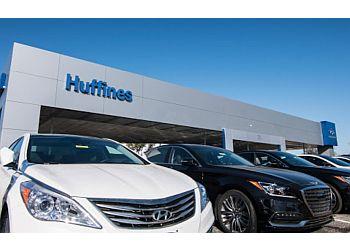 Plano car dealership Huffines Hyundai