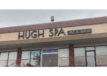Los Angeles spa Hugh Spa