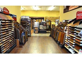 Charlotte flooring store Hughes Floor Covering