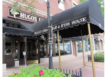 Naperville seafood restaurant Hugo's Frog Bar & Fish House