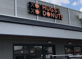 Houston donut shop Hugs & Donuts