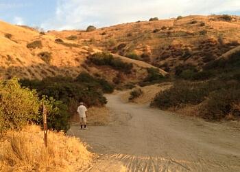 Rialto hiking trail Hulda Crooks Park Trail