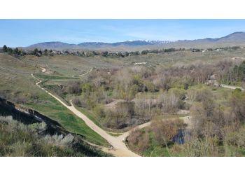 Boise City hiking trail Hulls Gulch Reserve
