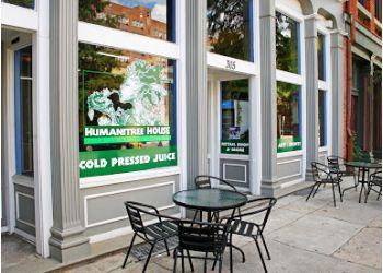 Augusta vegetarian restaurant Humanitree House