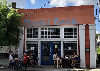 New Orleans bagel shop Humble Bagel