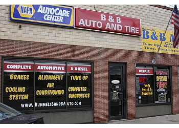 Lakewood car repair shop HUMMEL'S B & B AUTOMOTIVE SERVICE