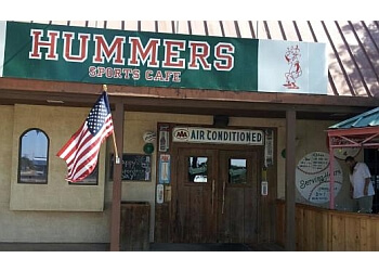 Amarillo sports bar Hummers Sports Cafe