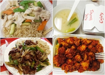 Hollywood chinese restaurant Hunan Wok