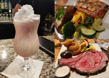 Bakersfield steak house Hungry Hunter Steakhouse