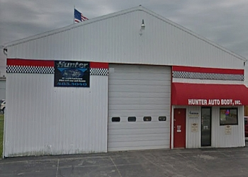 Fort Wayne auto body shop Hunter Auto Body